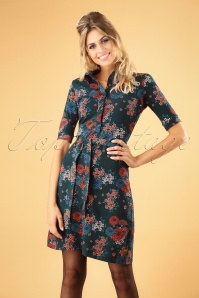4FunkyFlavours Come on Babe Floral Dress 25941 20180803 1W