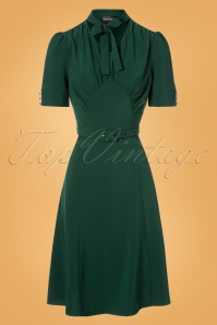 Vixen Green Bow Dress 25017 20180831 0006W