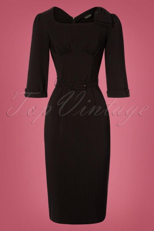 Vixen Veronica Black Dress 25003 20180831 0002W