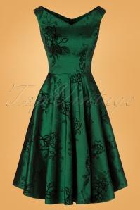 Vixen Lily Green Dress 25010 20180831 0005W