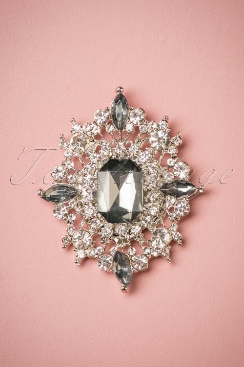 Darling Divine Vintage Brooch 340 19 26903 08302018 003W