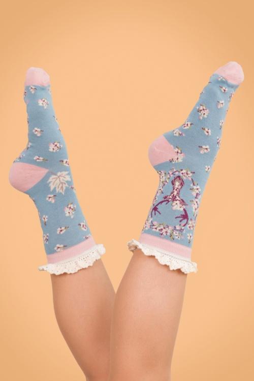 Powder Super Soft Bamboo Socks 174 39 26701 09062018 001
