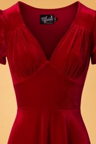 Bunny Joanne Dress in Red 25842 20180727 0002V