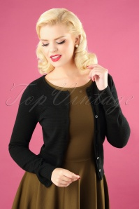 Mak Sweater Cropped Black Cardigan 140 10 23263 20170929 1W