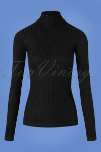 King Louie Sunset Rollneck Top 113 80 25352 20180911 0002W