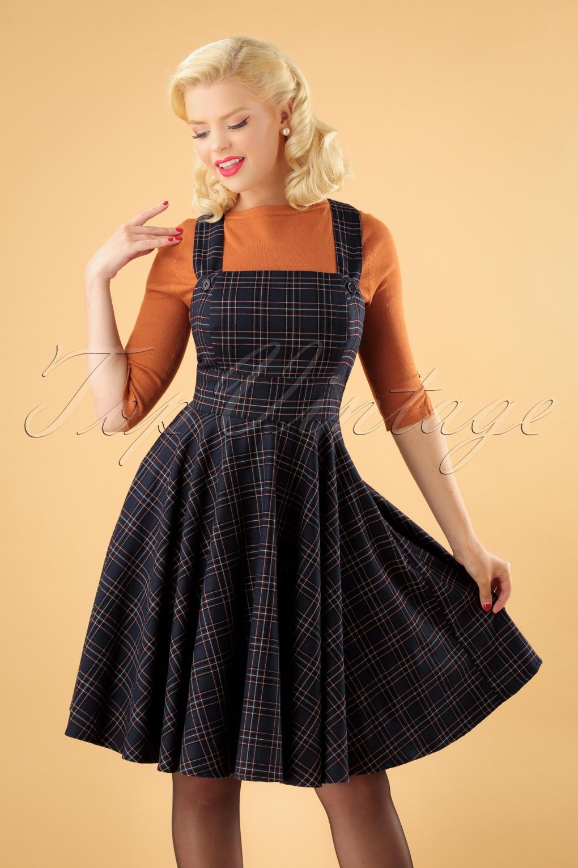 1940s Dresses 40s Dress Swing Dress