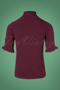 Circus Solid Top in Purple 112 20 25194 20180913 0007W
