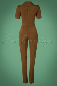 Very Cherry Brown Jumpsuit 133 70 25666 20180913 0006W