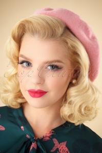 Darling Divine Old Pink Baret 202 22 26901 09062018 002W