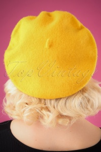 Darling Divine Yellow Baret 202 80 26900 09062018 002W