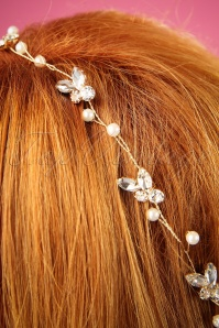 Lovely Simple Crystal Hair Jewelry 208 91 26484 09062018 002W