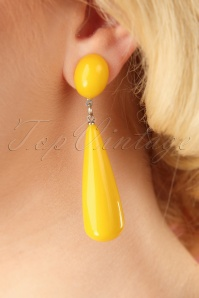 Darling Divine Yellow Earrings 333 80 26896 09062018 002W