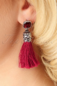 Darling Divine Red Earrings 333 20 26893 09062018 002W