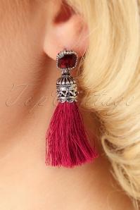 Darling Divine Red Earrings 333 20 26893 09062018 002W