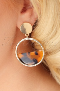 Darling Divine Golden Earrings 333 79 26894 09062018 002W