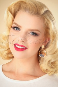 Darling Divine Golden Earrings 333 79 26894 09062018 001W