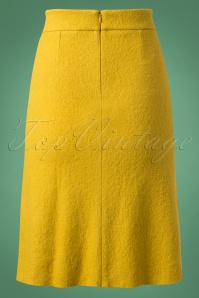 Le Pep Finette Skirt in Yellow 123 80 25948 20180920 0002W