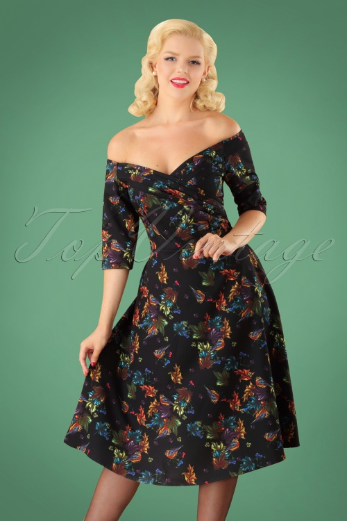 Vixen Grace Floral Dress 102 14 25004 20180919 01W