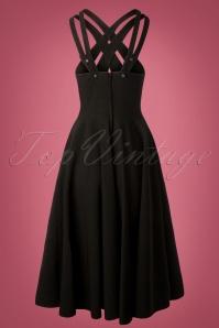 Vixen Ava Black Circle Dress 102 10 26071 20180920 0002W