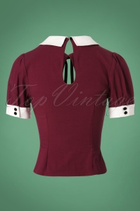 Collectif Clothing Khloe Top 110 20 25636 20180629 0007W