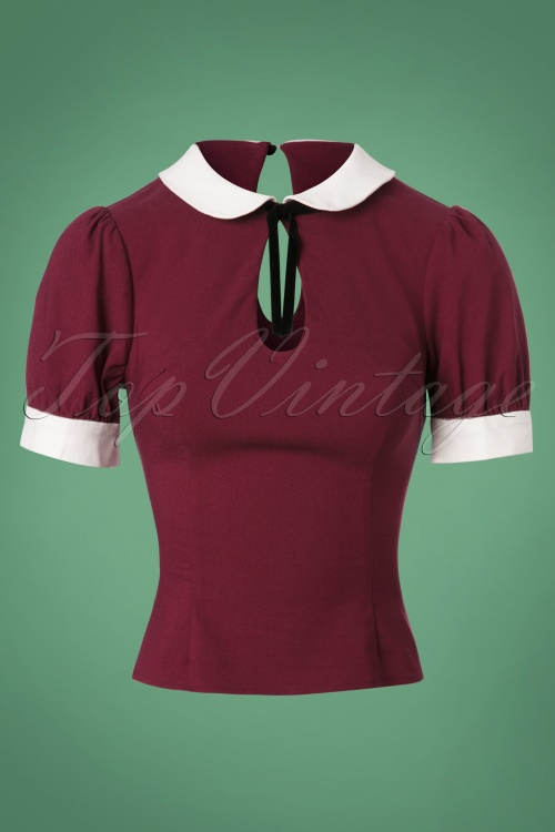 Collectif Clothing Khloe Top 110 20 25636 20180629 0002W