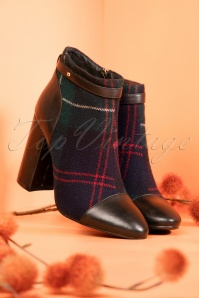 Yull Shoes Chester Tartan Ankleboots 441 39 25977 09262018 020W