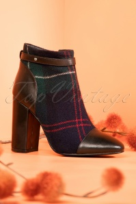 Yull Shoes Chester Tartan Ankleboots 441 39 25977 09262018 016W