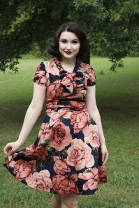 Retrolicious Floral Dress 27534 1