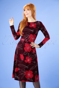 Mademoiselle Yeye Floral Dress 106 27 25515 20180817 0002W