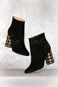 Katy Perry Black Ankleboots 441 14 25485 09272018 009W