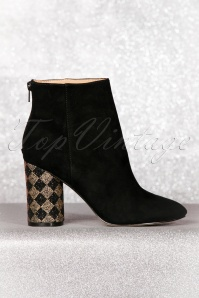 Katy Perry Black Ankleboots 441 14 25485 09272018 003W