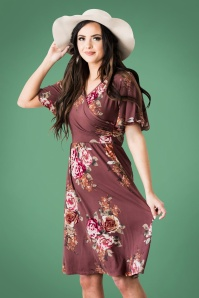 Mikarose McKinley Flutter Dress 26110 2