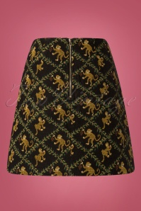 Louche Aubin Monkey Skirt 123 79 25904 20181001 0005W