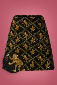 Louche Aubin Monkey Skirt 123 79 25904 20181001 0002W1
