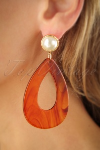 Vixen Retro Earrings 333 27 25718 07122018 002W