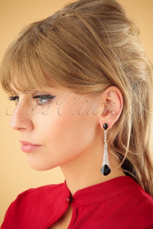Vixen Vintage Style Earrings 333 92 25713 07122018 001W
