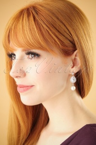 Vixen Elegant Pearl Earrings 333 92 25712 07122018 001W
