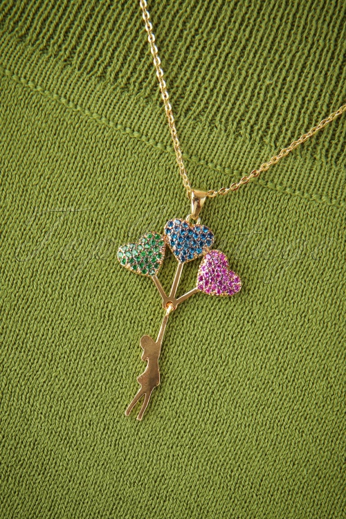 Vixen Love in the air necklace 300 91 25722 07122018 002W