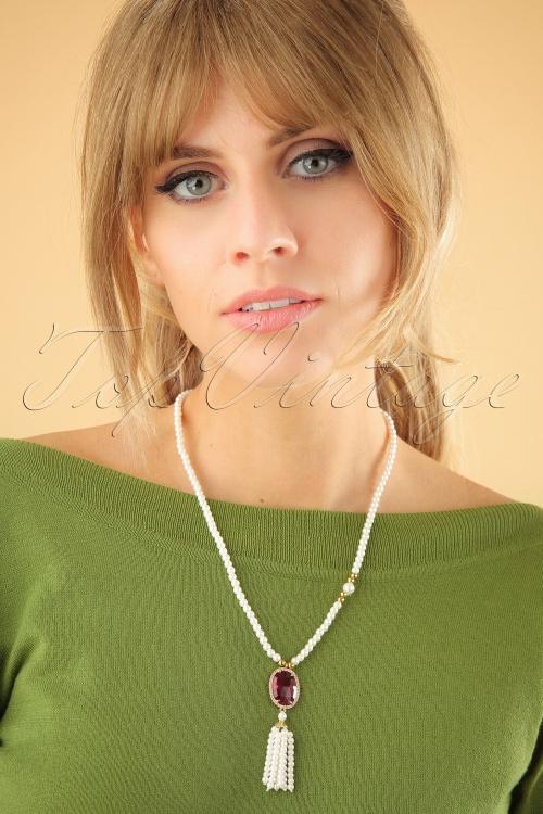 Vixen 20s style necklace 290 92 25716 07122018 001W