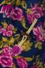 Blutsgeschwister Velvet Garden Floral Coat 152 39 26061 20181003 0005