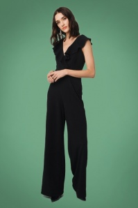 Wild Pony Venceslada Jumpsuit in Black 133 10 27089 20181003 0010