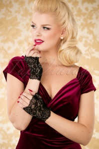 Darling Divine Black Lace gloves 250 10 26912 10042018 007W