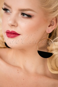 Louche Keira hoop Earrings 333 91 25851 10042018 014W