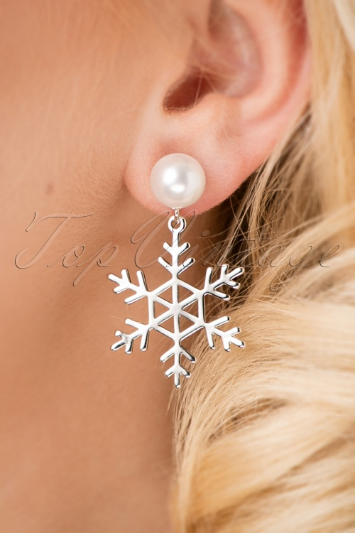 Vixen Snowflake Earrings 333 91 25709 10042018 004W
