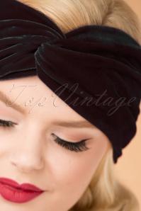 Blutsgeschwister Velvet Headband 202 10 26034 10042018 018W