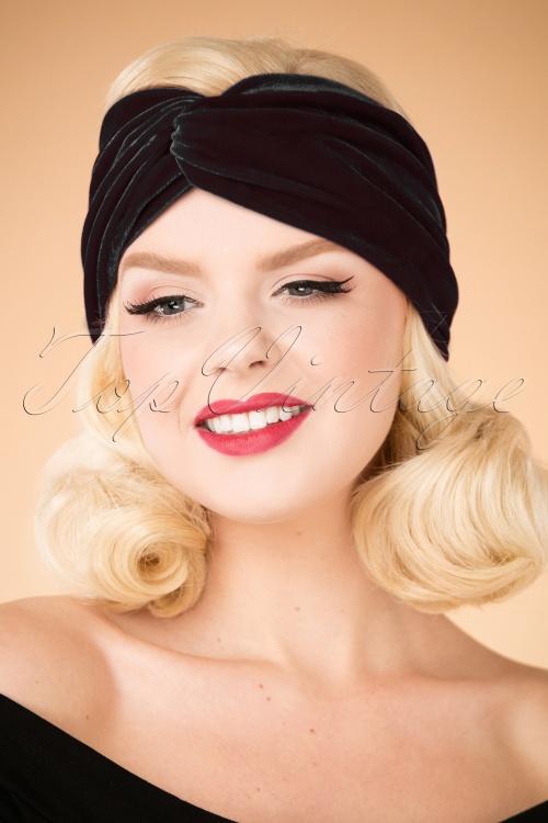 Blutsgeschwister Velvet Headband 202 10 26034 10042018 013W