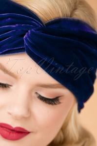 Blutsgeschwister Velvet Headband 202 30 26036 10042018 018W