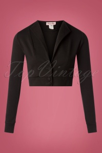 Heart of Haute Dapper Blazer in Black 150 10 28057 20181009 0002W