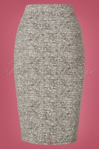 Vintage Chic Tweed 50s Pencil Skirt 120 19 27798 20181010 0007W