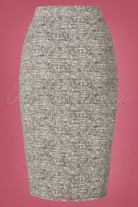 Vintage Chic Tweed 50s Pencil Skirt 120 19 27798 20181010 0007W